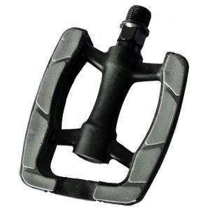pedal-de-bicicleta-de-passeio-xerama-preto-com-cinza-rosca-grossa-com-refletor-esferas-248-gramas-plastico