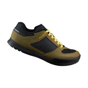 sapatilha-shimano-enduro-downhill-dh-am-5-501-preto-com-verde-oliva-para-pedal-clip