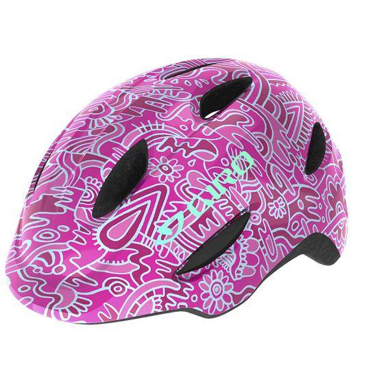 capacete-infantil-crianca-feminino-giro-scamp-rosa-flores-roc-loc-junior-pequeno