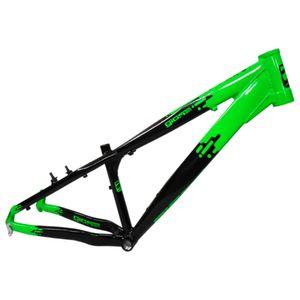 quadro-para-freeride-top-gios-br-frx-verde-com-preto-tinta-verde-com-preto-para-freio-a-disco-e-freio-v-brake