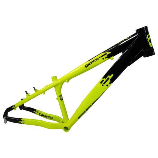quadro-gios-br-frx-tinta-2020-preto-com-amarelo-neon-para-freio-a-disco-e-v-brake-direcao-semi-integrada-freeride
