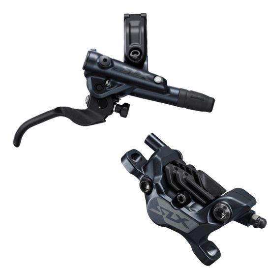 freio-a-disco-shimano-completo-traseiro-slx-m7100-m7120-com-quatro-pistoes