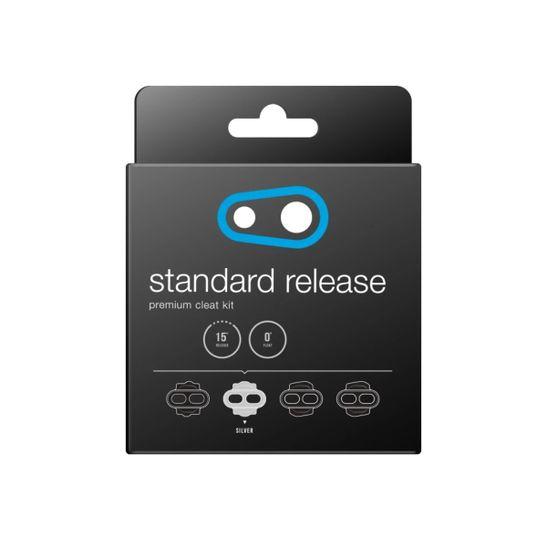 taco-para-encaixar-sapatilha-em-pedal-padrao-shimano-marca-crankbrothers-modelo-standard-release-0º-de-flutuacao-prata