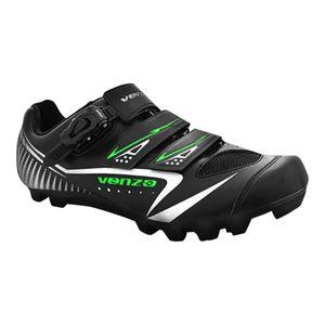 sapatilha-venzo-para-mtb-barata-promocao-mountain-bike-outlet-preto-com-verde