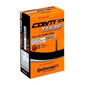 camara-continental-tour-aro-700-28-37-valvula-presta-com-42mm-conti-tube