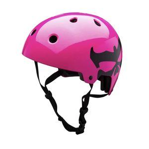capacete-kali-modelo-maha-com-logo-rosa-com-preto-brilhante-bmx-patins-skate