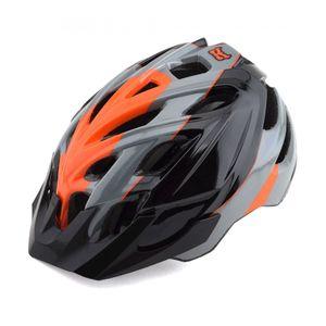 capacete-infantil-kali-modelo-youth-preto-com-laranja-e-cinza-com-regulagem