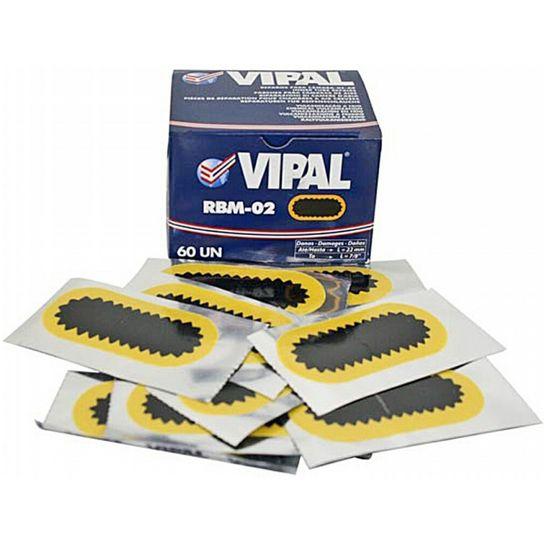 caixa-com-remendo-grande-oval-vipal-rbm-02-com-60-unidades-66mm