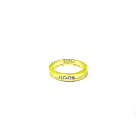anel-espacador-para-direcao-bonito-marca-kode-em-acrilico-transparente-amarelo-5mm