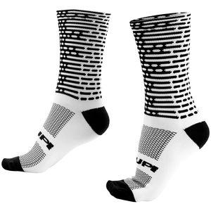 meia-para-ciclismo-estilosa-hupi-modelo-biometria-branco-com-preto-confortavel