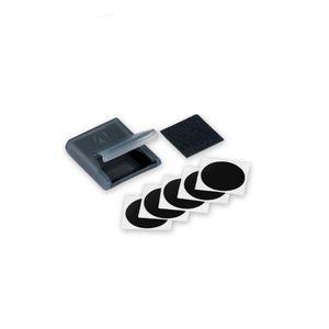 kit-de-remendo-sem-cola-airace-agl-01-com-5-pecas-e-lixa-compacto-preto