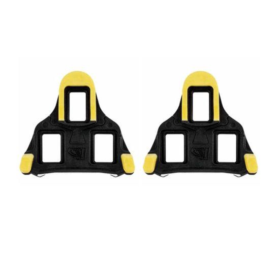 taco-para-pedal-speed-road-padrao-shimano-marca-vp-modelo-arc-sl-bipartido-com-6-graus-de-flutuacao