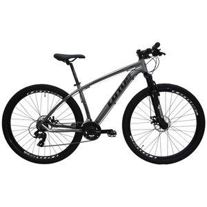 bicicleta-mountain-bike-aro-29-de-alta-qualidade-lotus-em-aluminio-com-conjunto-shimano-de-21-marchas-e-freio-a-disco-cinza-com-preto