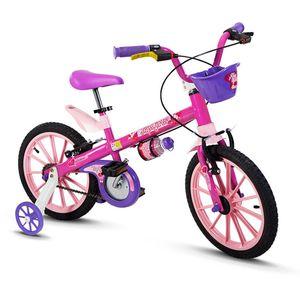 bicicleta-feminina-infantil-nathor-modelo-top-girls-rosa-com-cestinha-e-garrafinha-de-alta-qualidade-em-aco