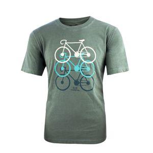 camiseta-casual-marcio-may-de-qualidade-verde-escuro-estonada