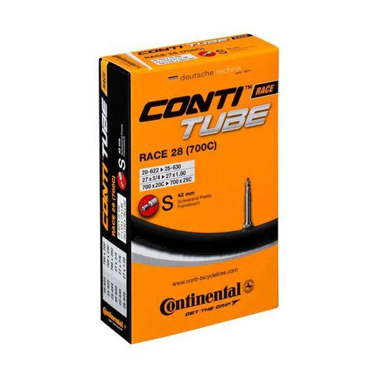 camara-continental-para-pneu-de-speed-700-x-18-25-valvula-presta-42mm-race-700x18-25c