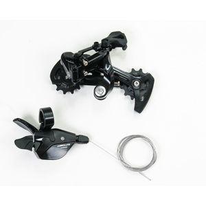 kit-transmissao-absolute-1x11-11v-com-cambio-traseiro-ate-50-dentes-de-cassete-e-trocador-alavanca-de-cambio-preto-moutain-bike-mtb