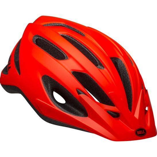 capacete-bell-crest-laranja-com-preto-road-mtb-mountain-bike-com-aba-removivel-regulagem-traseira-de-alta-qualidade-ergodial-fit-in-mold-