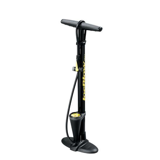 bomba-de-alta-qualidade-de-chao-para-bicicletas-e-motos-topeak-joeblow-2-ate-120-psi-de-pressao-preta-com-manometro