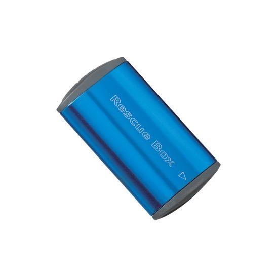 rescue-box-caixa-com-6-remendos-e-lixa-topeak-de-qualidade-compacto-simples-azul-metalico-com-lixa
