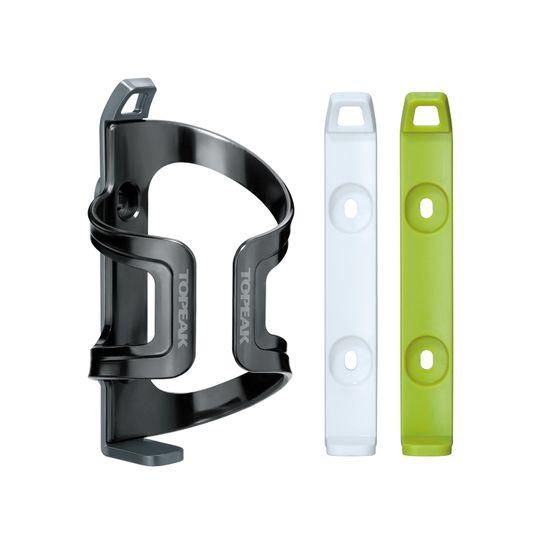 suporte-de-caramanhola-topeak-dualside-cage-ex-reversivel-com-fundo-cinza-branco-e-verde-de-alta-qualidade