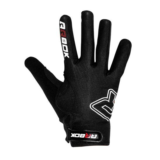 luva-de-dedo-longo-arbok-preto-com-vermelho-e-branco-para-o-inverno-com-velcro-de-qualidade-com-tecido-atoalhado