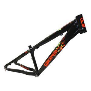 quadro-gios-br-aro-26-modelo-frx-evo-com-gancheira-horizontal-pra-single-verde-escuro-com-laranja-freeride