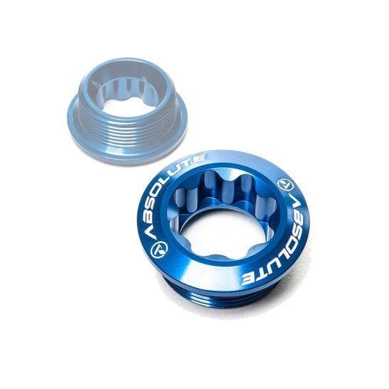 parafuso-de-tampa-de-pedivela-absolute-m20-padrao-shimano-azul-em-aluminio-anodizado-metalico-leve