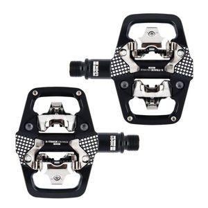 pedal-mountain-bike-clip-look-x-track-plus-mtb-aluminio-forjado-com-plataforma-rolamentado-com-tacos
