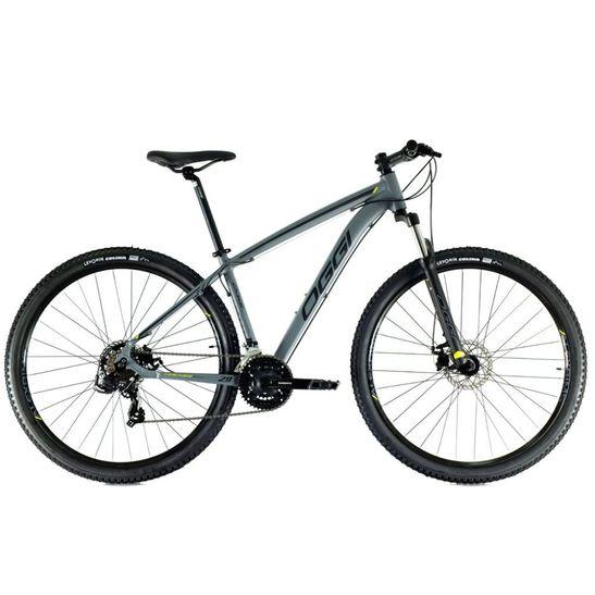 bicicleta-mountain-bike-aro-29-oggi-hacker-sport-2021-shimano-21-velocidades-freio-a-disco-mecanico-suspensao-dianteira-grafite-com-preto-e-verde