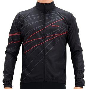 jaqueta-corta-vento-hupi-modelo-lines-para-ciclismo-mtb-speed-road-preto-com-cinza-e-vermelho-com-bolsos-internos-e-externos