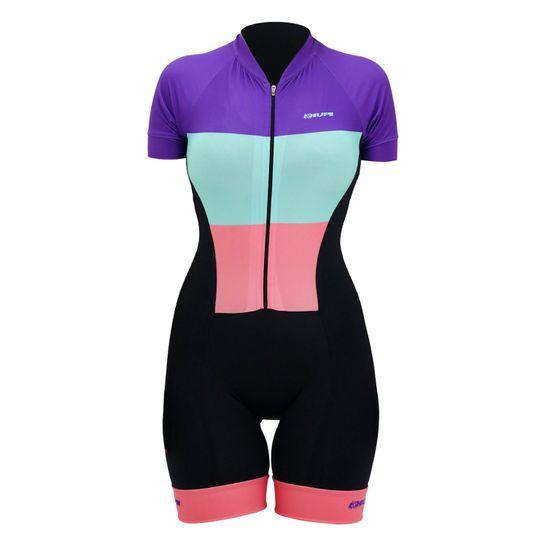 macaquinho-feminino-hupi-para-ciclismo-mountain-bike-mtb-speed-road-preto-e-colorido-roxo-verde-rosa-com-forro-confortavel-comfort-em-gel-bolsos-traseiros