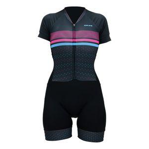 macaquinho-feminino-para-ciclismo-hupi-modelo-rubi-preto-com-rosa-e-azul-de-qualidade-com-bolsos-traseiros-bolsos-laterais