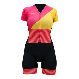 macaquinho-feminino-para-ciclismo-hupi-modelo-citrino-manga-manga-curta-preto-com-rosa-e-amarelo-com-forro-confortavel-ziper-grande-automatico
