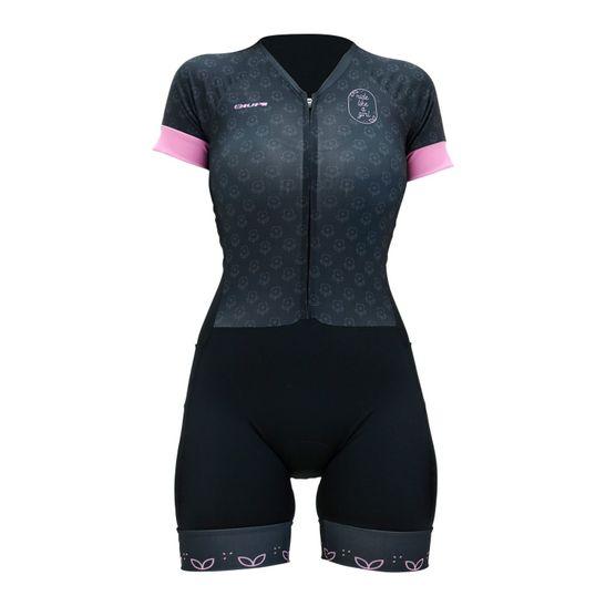 macaquinho-feminino-para-ciclismo-hupi-modelo-ride-like-a-girl-preto-com-rosa-com-forro-interno-de-alta-qualidade-em-gel-confortavel-com-ziper-grande-automatico