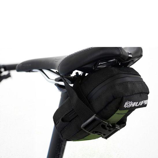 bolsa-de-selim-para-bicicleta-hupi-modelo-top-preto-com-verde-tamanho-medio-com-compartimentos-internos-de-qualidade-resistente-feito-no-brasil