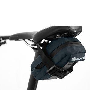 bolsa-de-selim-para-bicicleta-hupi-modelo-top-cinza-com-preto-tamanho-medio-com-compartimentos-internos-de-qualidade-resistente-feito-no-brasil
