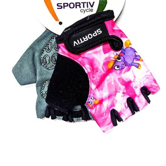 luva-de-ciclismo-infantil-para-bike-sportiv-feminina-rosa-com-preto-de-qualide-confortavel-resistente