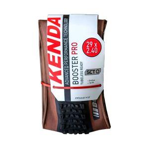 pneu-kenda-booster-pro-29x2.4-tubeless-sct-borda-reforcada-120-tpi-terreno-misto-cascalho-terra-solta-com-borda-coffee-skin-cafe-marrom-bege