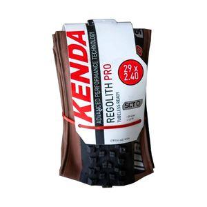 pneu-kenda-regolith-pro-29-com-caffe-skin-coffee-borda-marrom-reforcada-sct-com-120-tpi-para-lama-piso-molhado-com-travas-altas-de-qualidade-kevlar