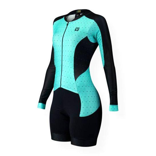 macaquinho-de-ciclismo-mnaga-longa-free-force-azul-celeste-com-preto-forro-de-alta-qualidade-e-densidade-em-gel-para-longos-pedais