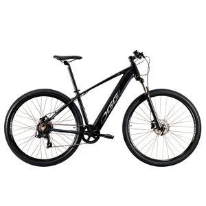 bicicleta-eletrica-oggi-aro-29-modelo-8.0-mountain-bike-mtb-shimano-7-velocidades-preto-com-cinza-recarregavel-em-aluminio-de-qualidade-2021
