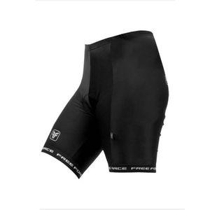 bermuda-feminina-de-ciclismo-free-force-modelo-neo-classic-de-qualidade-com-forro-one-confortavel-preto-com-detalhes-refletivos