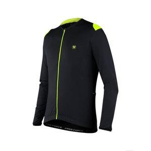 camisa-manga-longa-de-inverno-para-ciclismo-mtb-mountain-bike-speed-road-free-force-modelo-wings-apeluciado-preto-com-verde