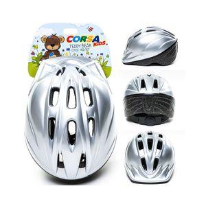 capacete-infantil-baby-corsa-kids-de-qualidade-com-regulagem-entradas-de-ar-eps-preto-com-prata