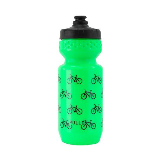 caramanhola-garrafinha-de-ciclismo-para-bike-speed-mountain-bike-marca-pullo-modelo-bike-verde-neon-de-qualidade-com-600ml-de-capacidade
