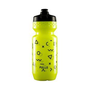 caramanhola-de-ciclismo-garrafinha-para-bicicleta-com-marca-pullo-modelo-eureka-moderna-amarelo-neon-com-preto-capacidade-de-600ml-media