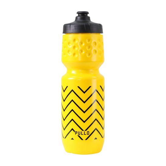 caramanhola-de-ciclismo-garrafinha-para-bicicleta-com-marca-pullo-modelo-graffi-moderna-amarelo-com-preto-capacidade-de-750ml-grande