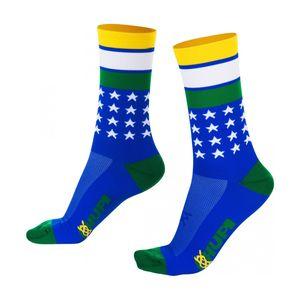 meia-para-ciclismo-de-alta-qualidade-hupi-new-brasil-cores-da-bandeira-justa-confortavel-azul-verde-e-amarelo
