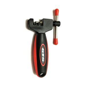 sacador-extrator-de-pino-de-corrente-gts-de-qualidade-preto-com-vermelho-em-aco-compacto-de-qualidade